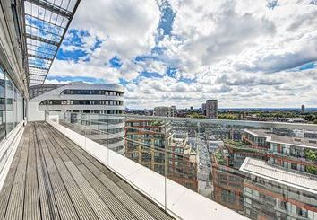 Thumbnail 4 bed flat to rent in 4B Merchant Square, London