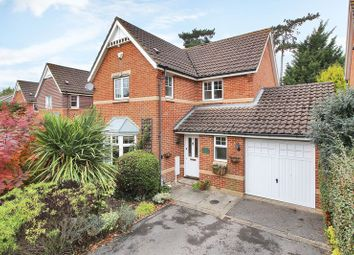 Thumbnail 3 bed detached house for sale in Cloverfields, Horley