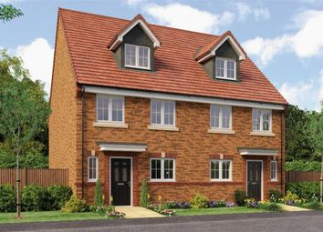 "Thumbnail 4 bedroom town house for sale in ""Auden"" at Backworth, Newcastle Upon Tyne"
