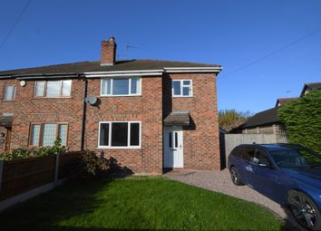 Thumbnail 3 bed semi-detached house to rent in Knowsley Road, Hoole, Chester