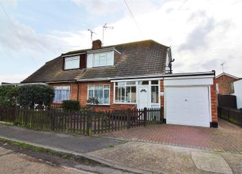 Thumbnail 3 bed property for sale in Kenmore Close, Canvey Island