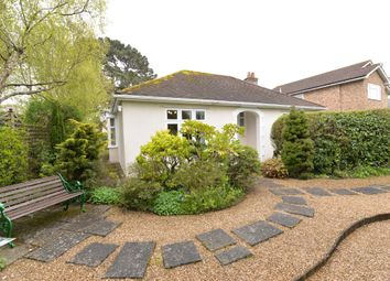 Thumbnail 4 bed detached bungalow for sale in Barton Court Road, New Milton