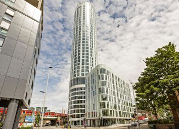 Thumbnail 2 bed flat for sale in Sky Gardens, 155 Wandsworth Road, London