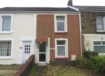 Thumbnail 2 bedroom terraced house for sale in Frederick Place, Llansamlet, Swansea