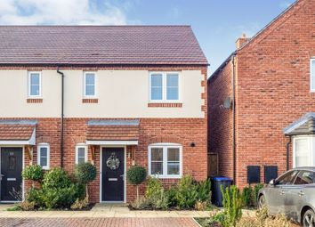 2 bed semi-detached house for sale in Sid Courtney Road, Tiddington, Stratford-Upon-Avon CV37