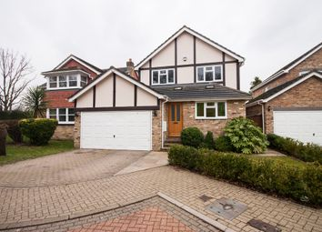 Thumbnail 3 bedroom detached house for sale in Irwin Close, Uxbridge