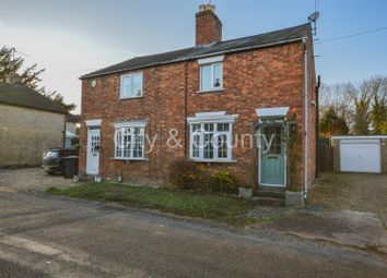 Thumbnail 2 bed cottage for sale in Cherry Orton Road, Orton Waterville, Peterborough