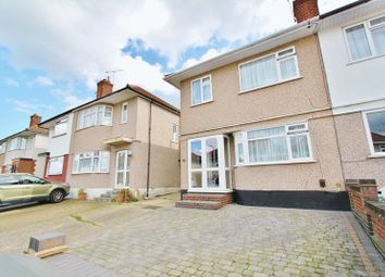 Thumbnail 3 bed semi-detached house for sale in Carter Close, Romford