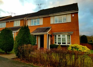 Thumbnail 4 bed property to rent in Alwyn Close, Elstree, Borehamwood