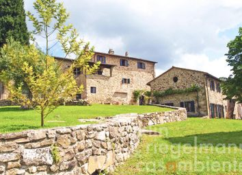 Thumbnail 9 bed country house for sale in Italy, Umbria, Perugia, Passignano Sul Trasimeno.