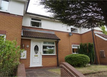 Thumbnail 2 bedroom mews house for sale in Culbin Close, Warrington