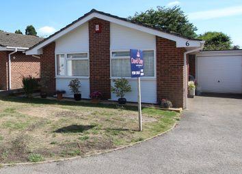 Thumbnail 2 bed detached bungalow for sale in Hilltop Close, Ferndown
