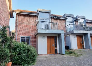 Thumbnail 2 bed end terrace house for sale in Mailing Way, Basingstoke
