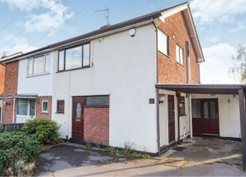 Thumbnail 3 bed semi-detached house for sale in Glenfield Frith Drive, Glenfield