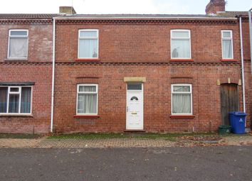 Thumbnail 3 bed terraced house for sale in Goulding Street, Mexborough
