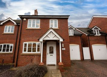 Thumbnail 4 bed detached house for sale in 2 Wrens Close, Nantwich