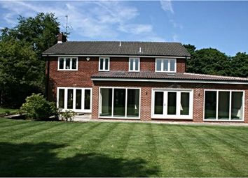 Thumbnail 4 bed detached house to rent in Eastern Way Darras Hall Ponteland, Newcastle Upon Tyne