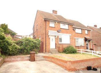 Thumbnail 3 bedroom semi-detached house for sale in Montgomery Avenue, Chatham, Kent