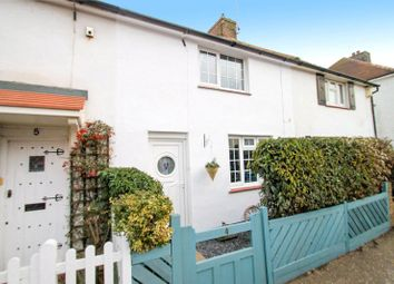 Thumbnail 2 bed terraced house for sale in Wallace Road, Rustington, West Sussex