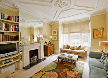 Thumbnail 4 bed terraced house to rent in Addison Gardens, London
