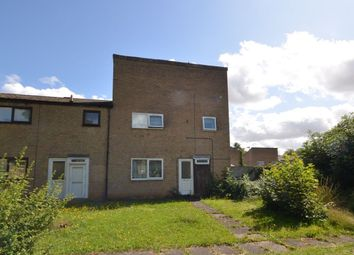 Thumbnail 3 bed terraced house for sale in Hanemill Court, Bellinge, Northampton