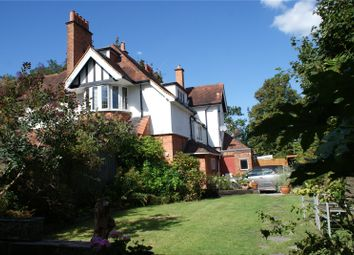 Thumbnail 4 bedroom flat for sale in Curzon Road, Weybridge, Surrey
