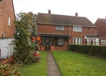 Thumbnail 2 bed semi-detached house to rent in Griffiths Drive, Wednesfield, Wolverhampton