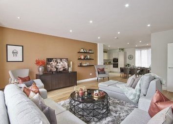 Thumbnail 3 bed duplex for sale in Village Square, West Parkside, Greenwich, London
