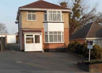 Thumbnail 3 bed detached house for sale in Branksome, Poole, Dorset