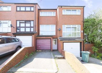 Thumbnail 2 bed terraced house for sale in Stow Crescent, London