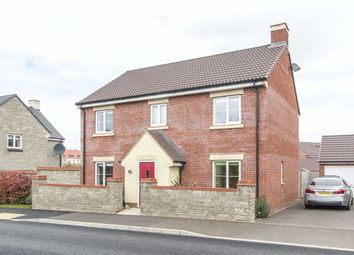 Thumbnail 4 bedroom detached house for sale in Oxleigh Way, Stoke Gifford, Bristol