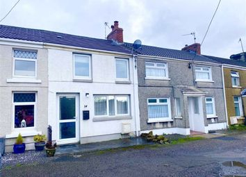 Thumbnail 3 bedroom terraced house for sale in Globe Row, Dafen, Llanelli