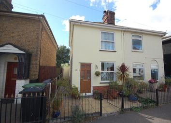 Thumbnail 2 bed semi-detached house for sale in Mill Road, Maldon