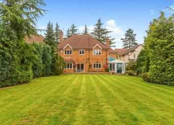 Thumbnail 5 bedroom detached house for sale in Carrwood Road, Bramhall, Cheshire