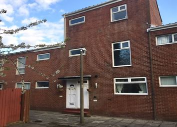 Thumbnail 4 bed terraced house for sale in Carfield, Skelmersdale
