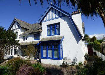Thumbnail 4 bed semi-detached house for sale in Newquay, Cornwall, England