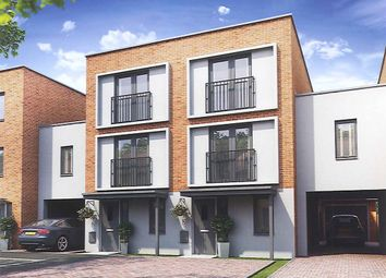 """Thumbnail 4 bedroom terraced house for sale in """"The Souter"""" at Balmoral Close, Northampton"""