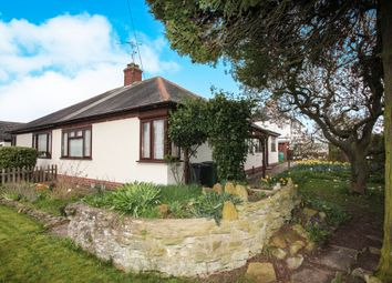 Thumbnail 2 bed semi-detached bungalow for sale in Percival Road, Rugby