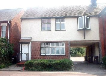 Thumbnail 2 bed flat to rent in Oundle Road, Woodston, Peterborough