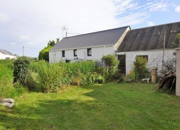Thumbnail 4 bed detached house for sale in Corner House, Scurlage, Gower, Swansea