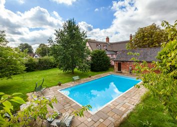 Thumbnail 7 bedroom detached house for sale in Shop Hill, Wickhambrook, Newmarket