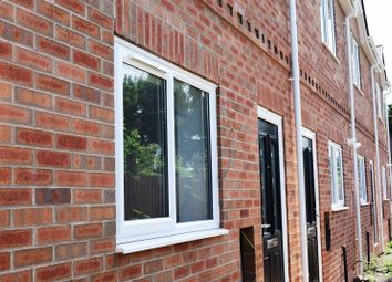 Thumbnail 2 bed mews house for sale in Stanley Road, Nuneaton