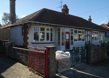 Thumbnail 3 bed semi-detached bungalow for sale in Priory Crescent, Bridlington
