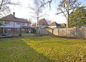 Thumbnail 4 bed detached house to rent in Ganghill, Burpham, Guildford