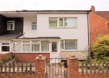 Allaway Avenue, Cosham, Portsmouth PO6. 3 bed end terrace house