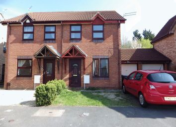 Thumbnail 2 bedroom semi-detached house to rent in Ormonds Close, Bradley Stoke, Bristol