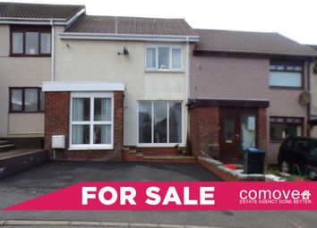 Thumbnail 2 bed terraced house for sale in Mcintyre Crescent, Cumnock