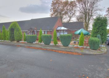 Thumbnail 2 bed bungalow for sale in Spinney Drive, Botcheston, Leicester
