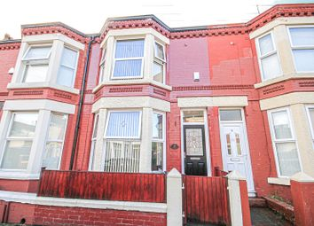 Thumbnail 3 bed terraced house for sale in Hornby Road, Bootle