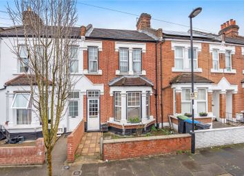 Thumbnail 3 bed terraced house for sale in Moffat Road, Palmers Green, London